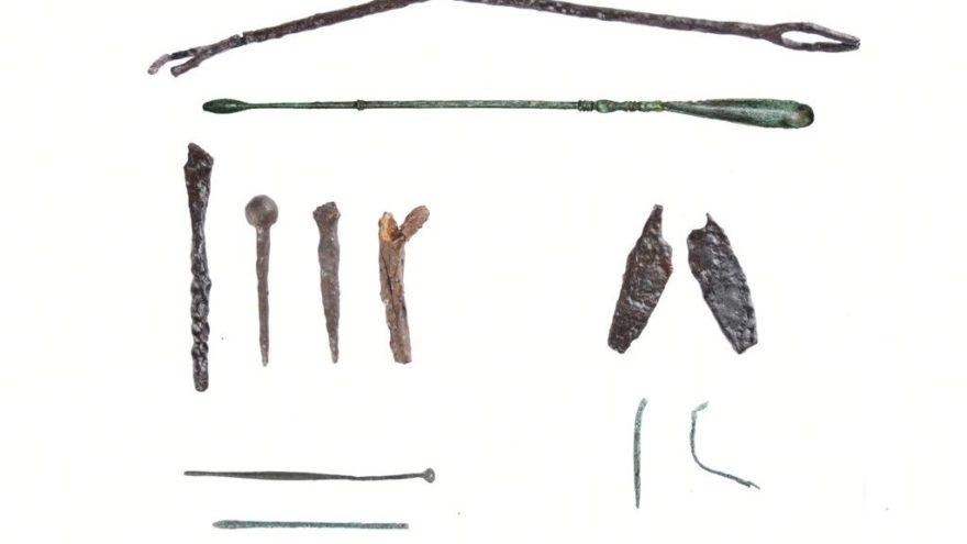 2 bin 600 yıllık Gölyazı Mahallesi, dönemin sağlık merkezi çıktı