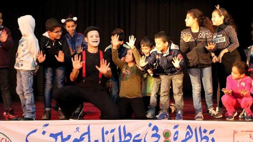 İzmirli pandomimcinin Tunus'da büyük başarısı