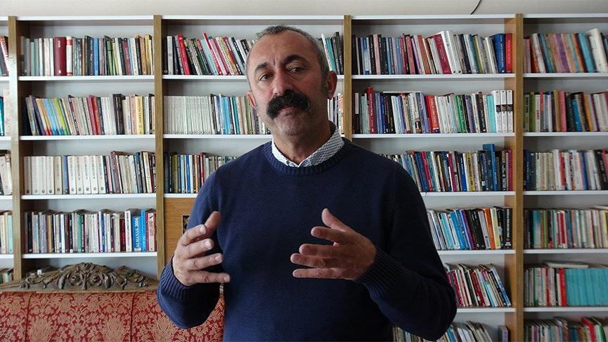 Ovacık Belediye Başkanı Fatih Mehmet Maçoğlu, Tunceli'den aday!