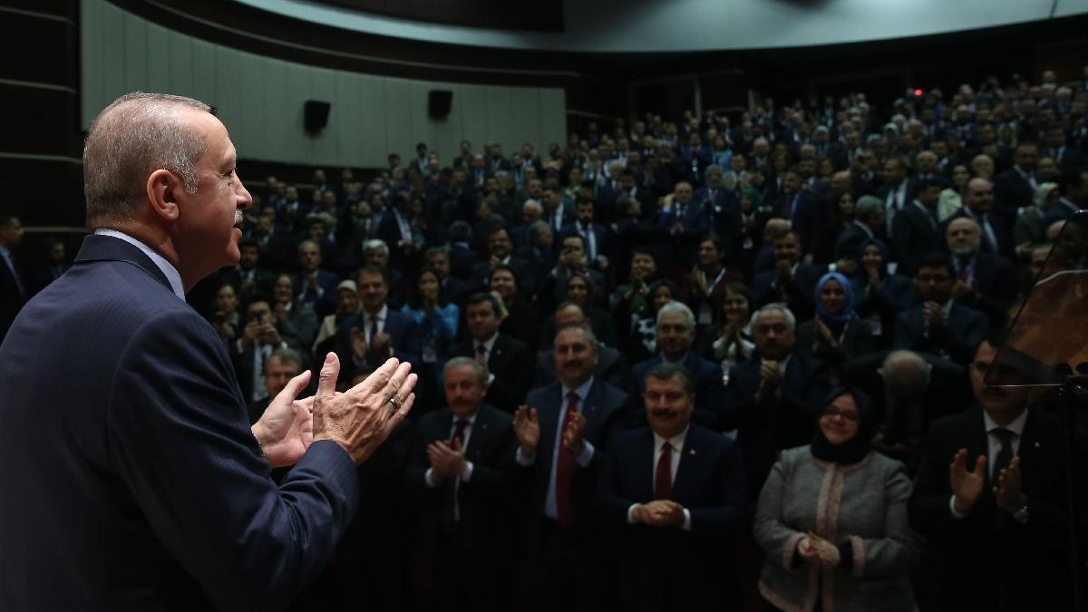 Cumhurbaşkanı Erdoğan 2018 büyümesi tahminlerin üzerinde olacak