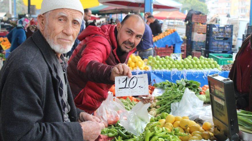 Antalya'da semt pazarları el yakıyor