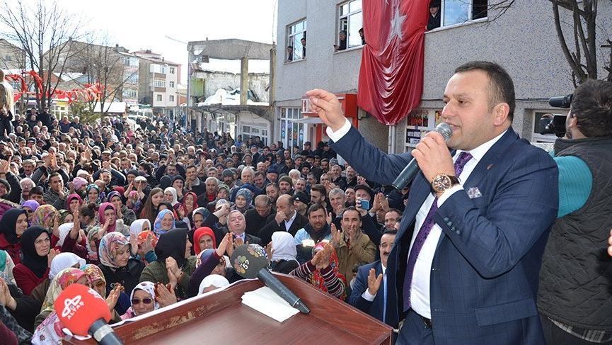 Başkan Yanık AKP'den istifa etti