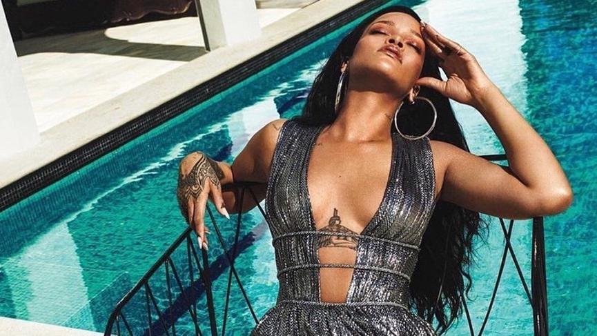 Rihanna şimdi de lüks moda markası çıkarmaya hazırlanıyor
