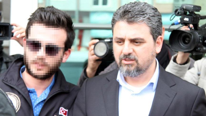 FETÖ'den hüküm giyen Sami Boydak havalimanında yakalandı