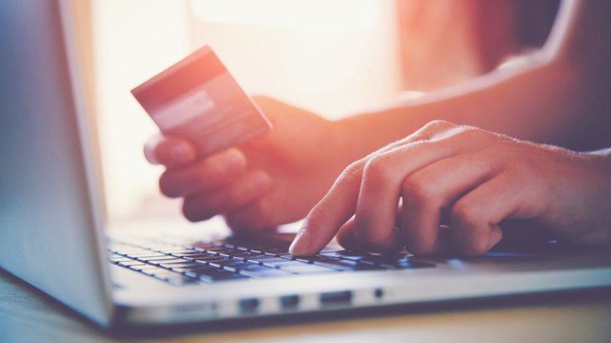 İnternetten kartlı ödeme tutarı 140 milyar TL seviyesinde