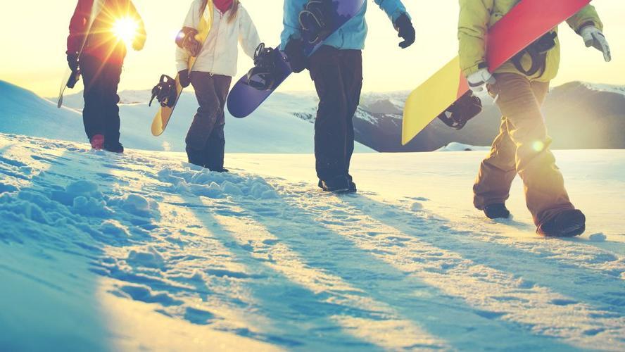 Kış sporları yapanlara uyarı: Yalnız kalmayın!