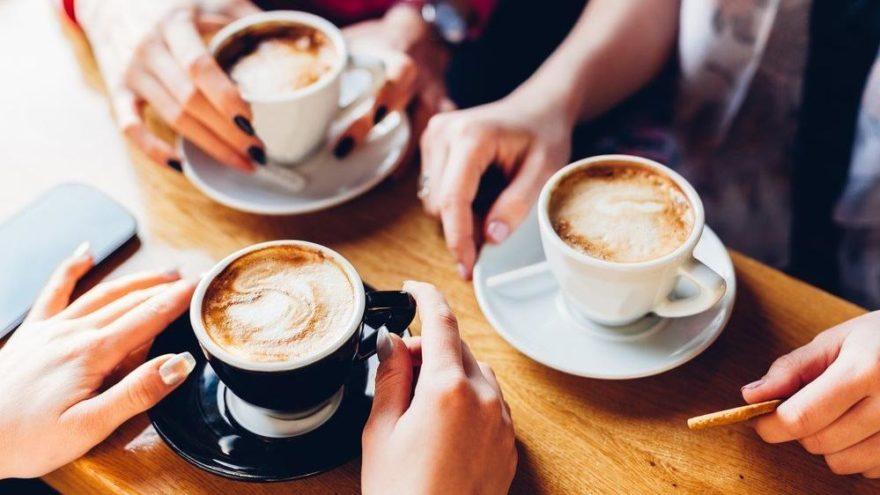 İstanbulluların pazartesi sendromunu kahve ile atlattı