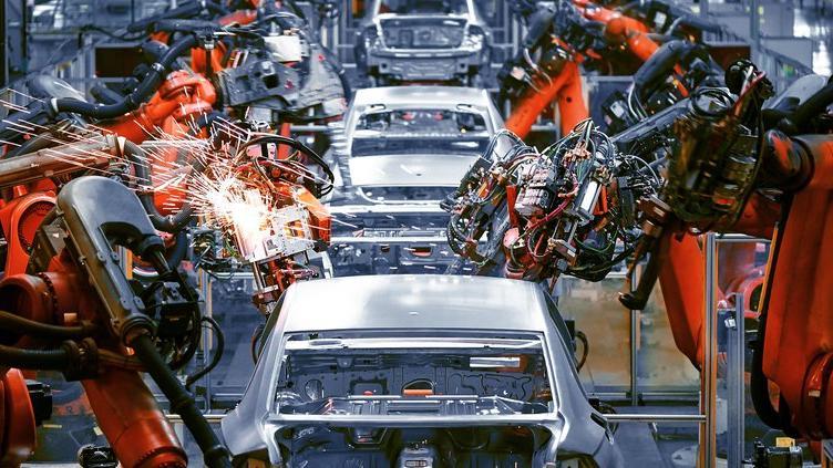 Toplam otomotiv üretimi yüzde 9 azaldı!