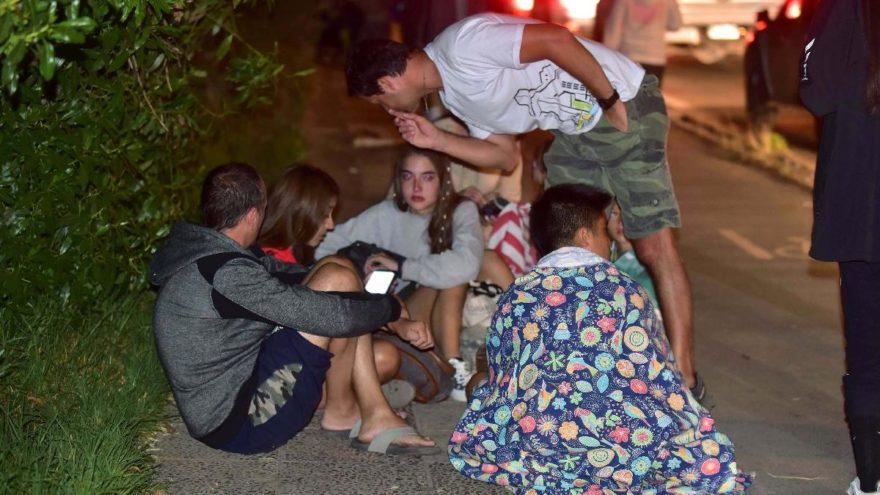 Şili'de 6.7 şiddetinde deprem