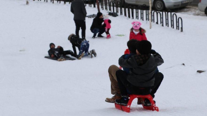 Sivas'ta okullar tatil mi? Sivas Valiliği'nden kar tatili açıklaması