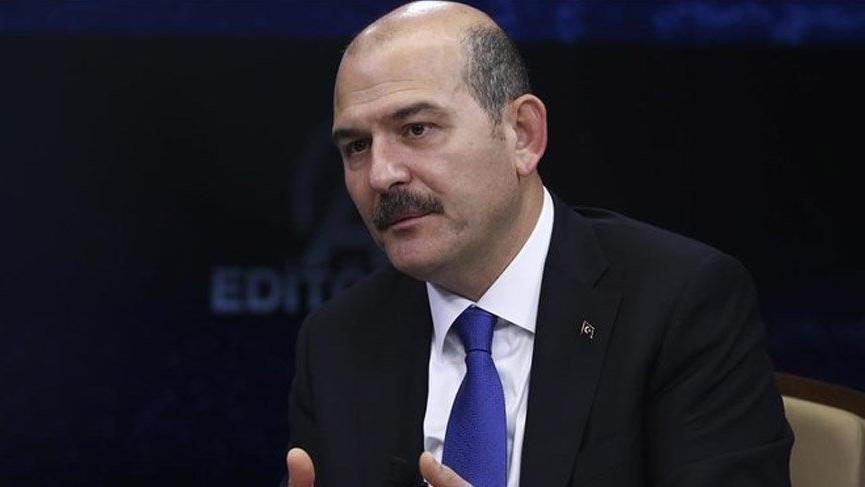 Son dakika | Soylu: Hatay Büyükşehir Belediye Başkanı Lütfü Savaş için soruşturma başlatıldı