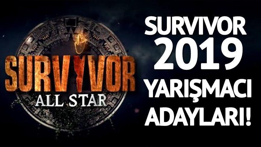 Survivor 2019'un başlangıç tarihi açıklandı! Survivor 2019 yarışmacı adayları belli oldu…