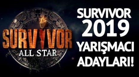 Survivor yarışmacıları belli oldu mu? Survivor 2019 ne zaman başlıyor?