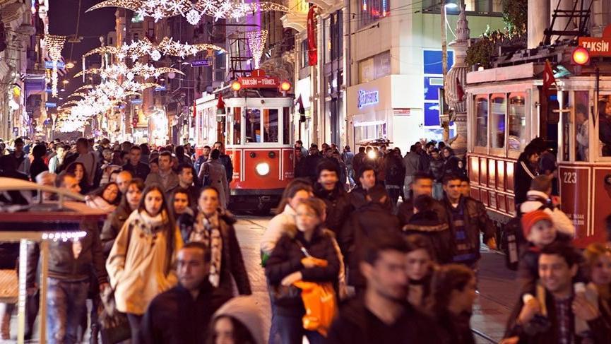 İstanbul'un yılbaşı gecesi bilançosu