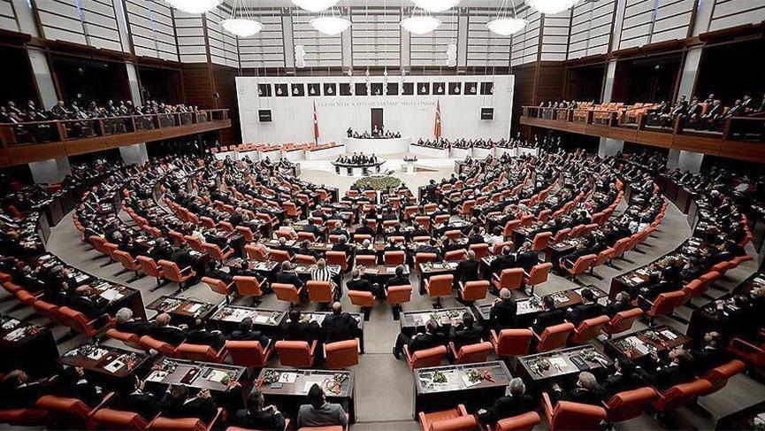 İşe giriş torpilinin belgesi Meclis'e taşındı