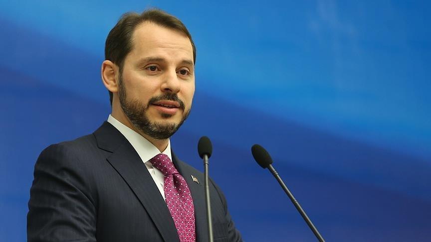 Hazine ve Maliye Bakanı Albayrak'tan dolar açıklaması