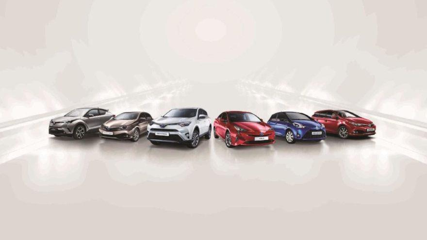 Toyota Türkiye'ye hibriti anlatıyor!