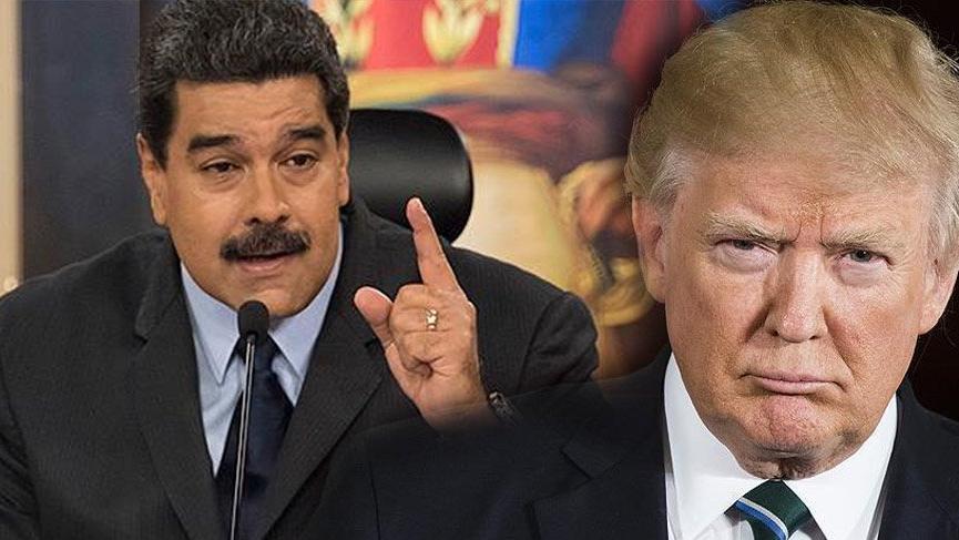 Venezuela'nın ABD'deki varlıkları Guaido'ya geçti