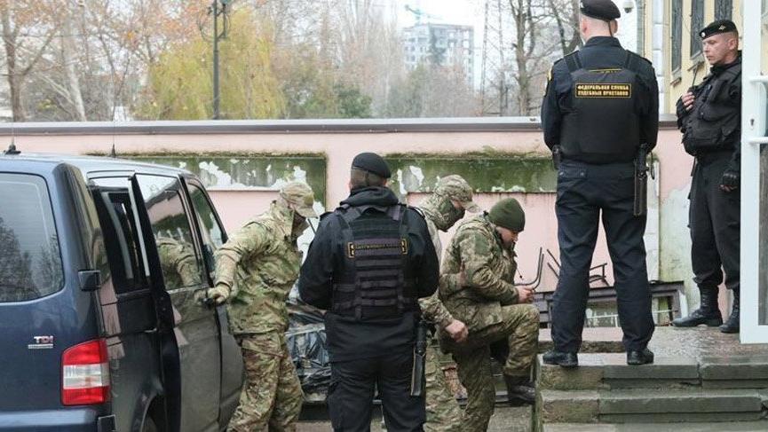 Rusya, Ukraynalı denizcilerin tutukluluk süresini uzattı