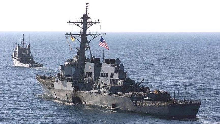 Trump ABD gemisine saldıran El-Kaide liderini öldürdüklerini duyurdu