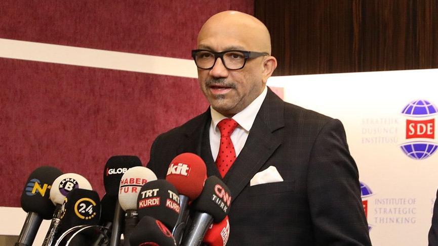 Maduro'nun elçisi konuştu: Türkiye ile düşmanımız ortak