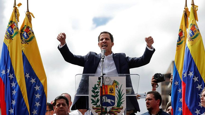 Son dakika | Maduro ABD ile bütün ilişkileri kestiğini açıkladı
