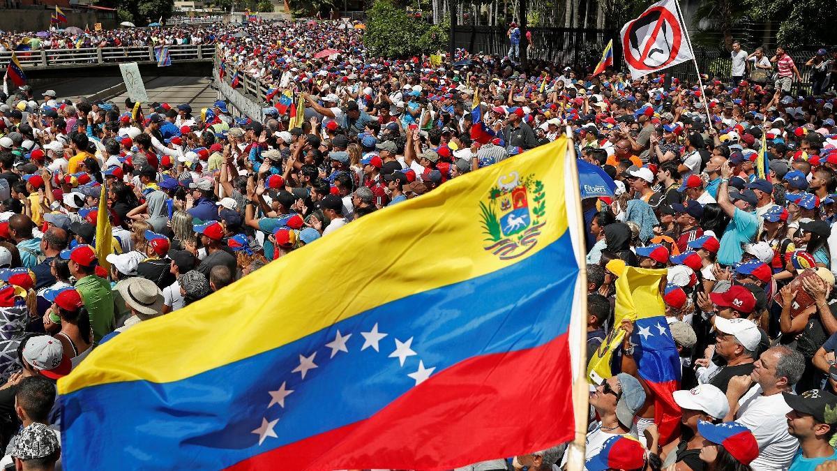 Venezuela Ankara Büyükelçisi: Türk halkından dayanışma bekliyoruz