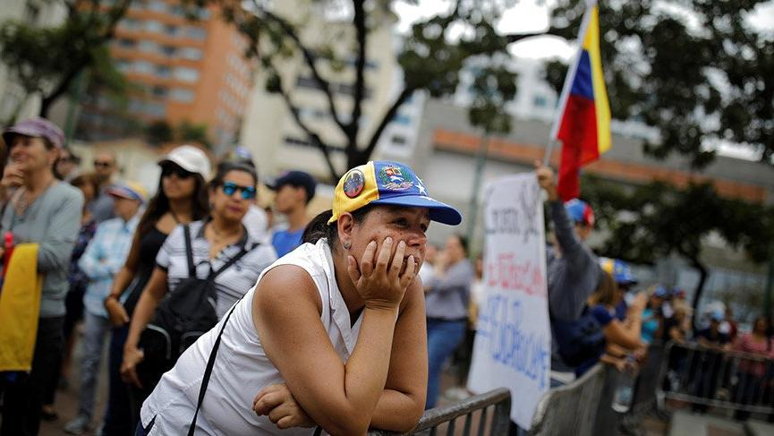 Venezuela ABD ile iletişim kurmak istedi! Rusya darbeci dedi