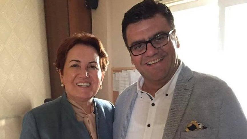 İYİ Parti Manisa Milletvekili Akkal partisinden istifa etti