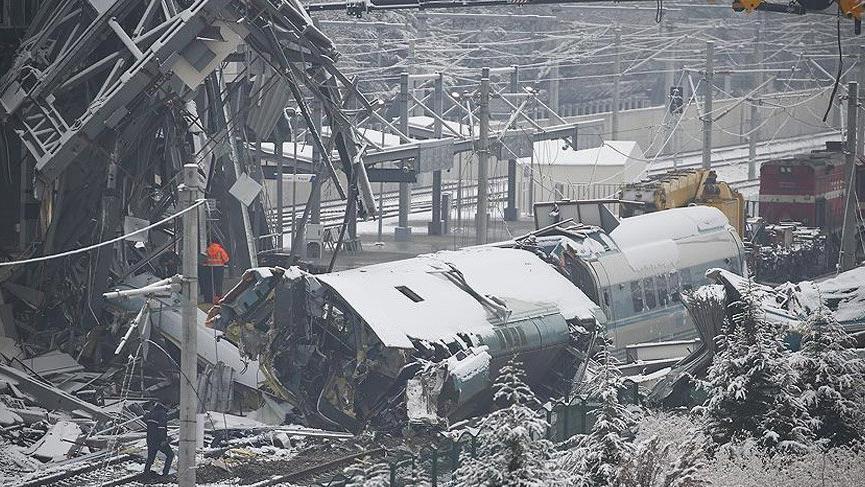 Hızlı tren kazasının telsiz konuşmaları ortaya çıktı