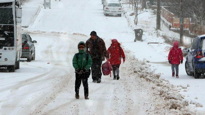 Karabük, Gümüşhane ve Giresun'da okullar tatil mi? 17 Ocak için kar tatili açıklaması var mı?