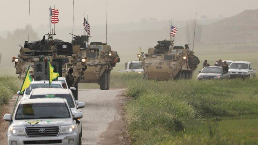 ABD'den itiraf gibi rapor: YPG, PKK'nın Suriye'deki milisleri