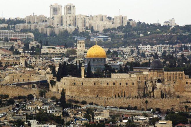 Eski Kent'in İsrail egemenliğinde ancak Filistin ve Ürdün'ün de katılacağı ortak bir yönetime teslim edilmesi planlanıyor.
