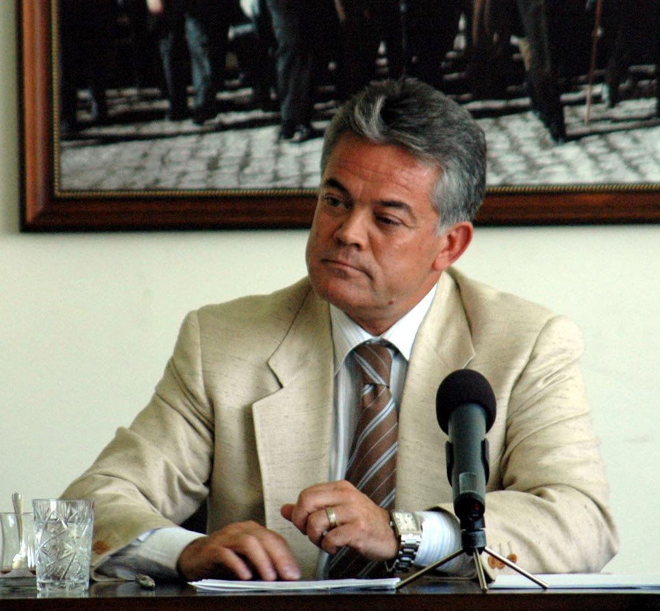 Marmaris Belediye Başkanı Ali Acar