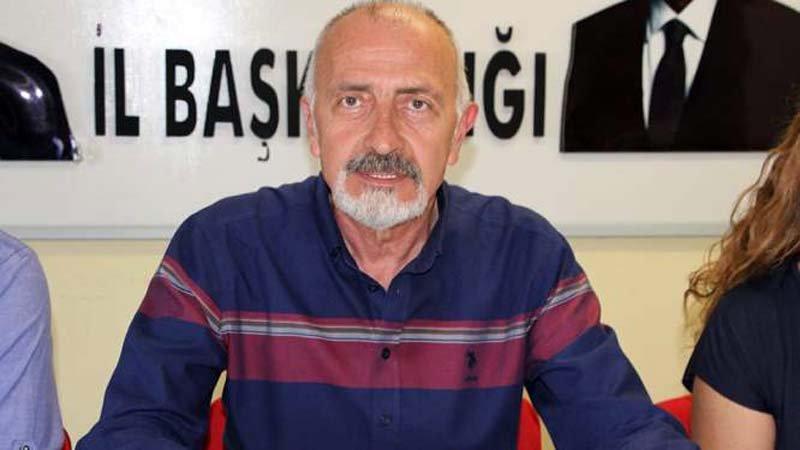 CHP Samsun İl Başkanı Mehmet Kundak