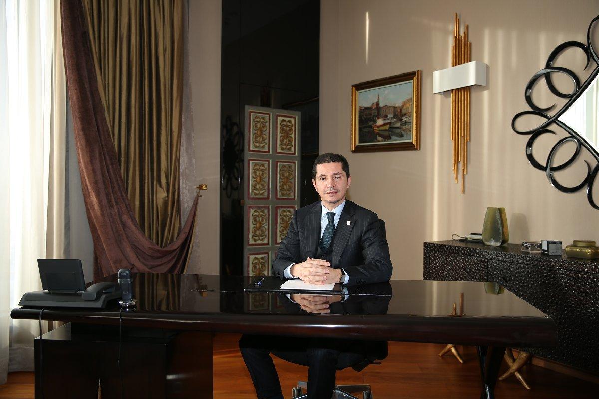 OYDER Yönetim Kurulu Başkanı Murat Şahsuvaroğlu