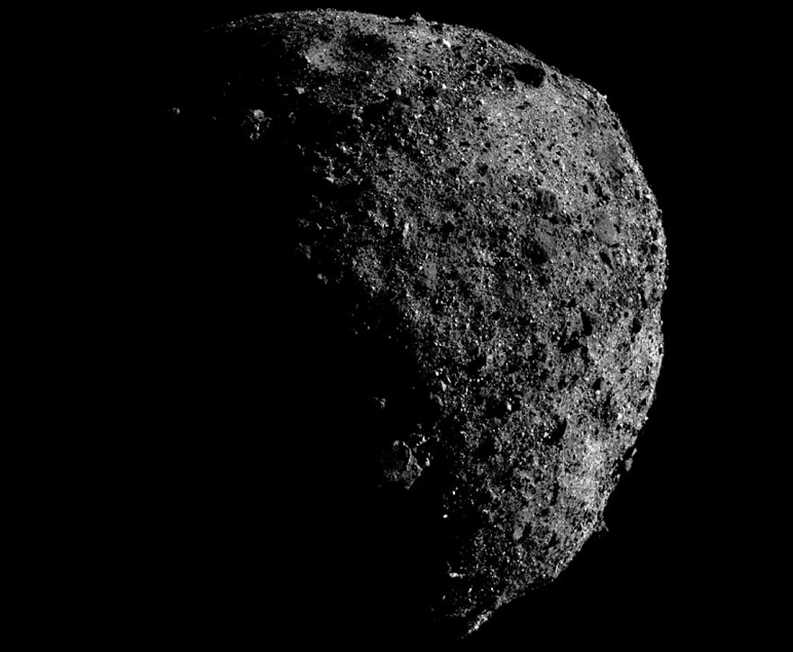 Gök taşının Dünya'ya çarpması durumunda etkisinin korkunç düzeylerde olacağı açıklandı.