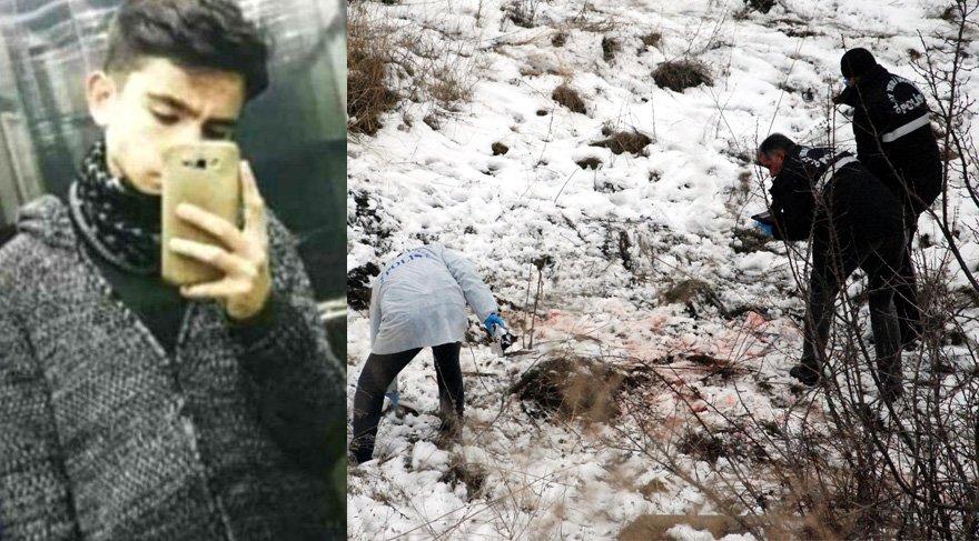 Lise öğrencisi Mehmet Özer sokak köpeklerinin saldırısı sonrasında hayatını kaybetti. Foto: İHA