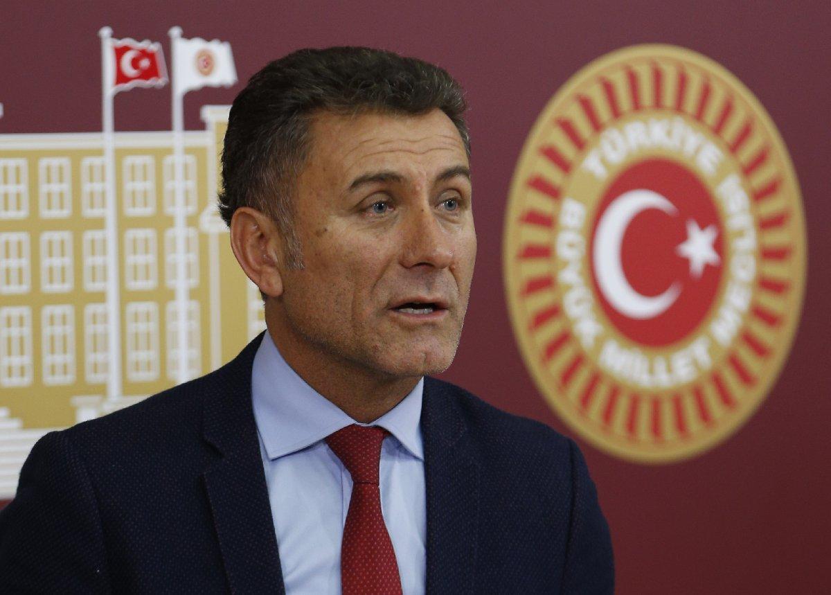 CHP Bursa Milletvekili Orhan Sarıbal