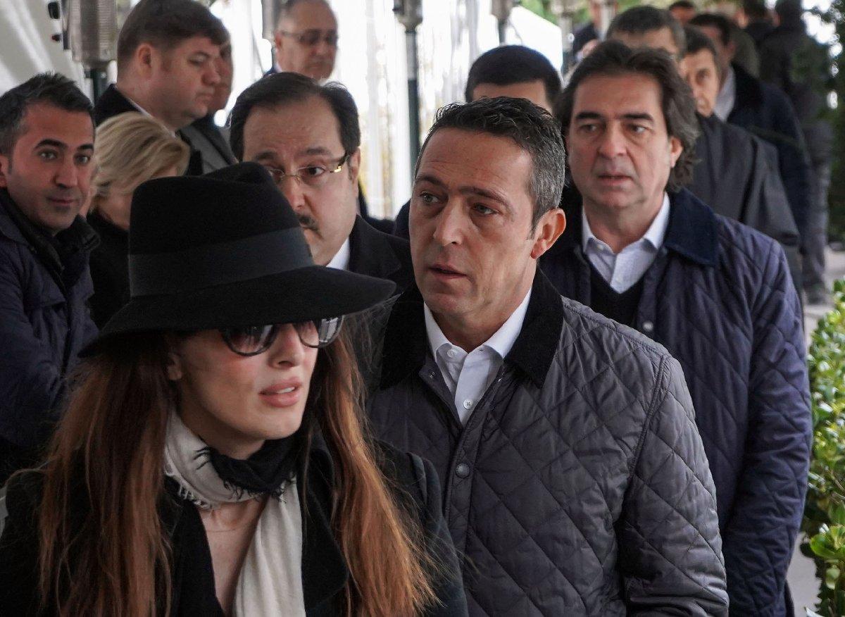 Koç Holding Başkan Vekili ve Fenerbahçe Spor Kulübü Başkanı Ali Koç