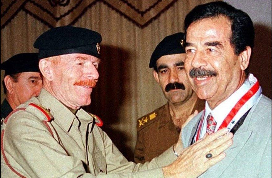 İzzet el-Duri Saddam'dan sonra gelen isimdi.