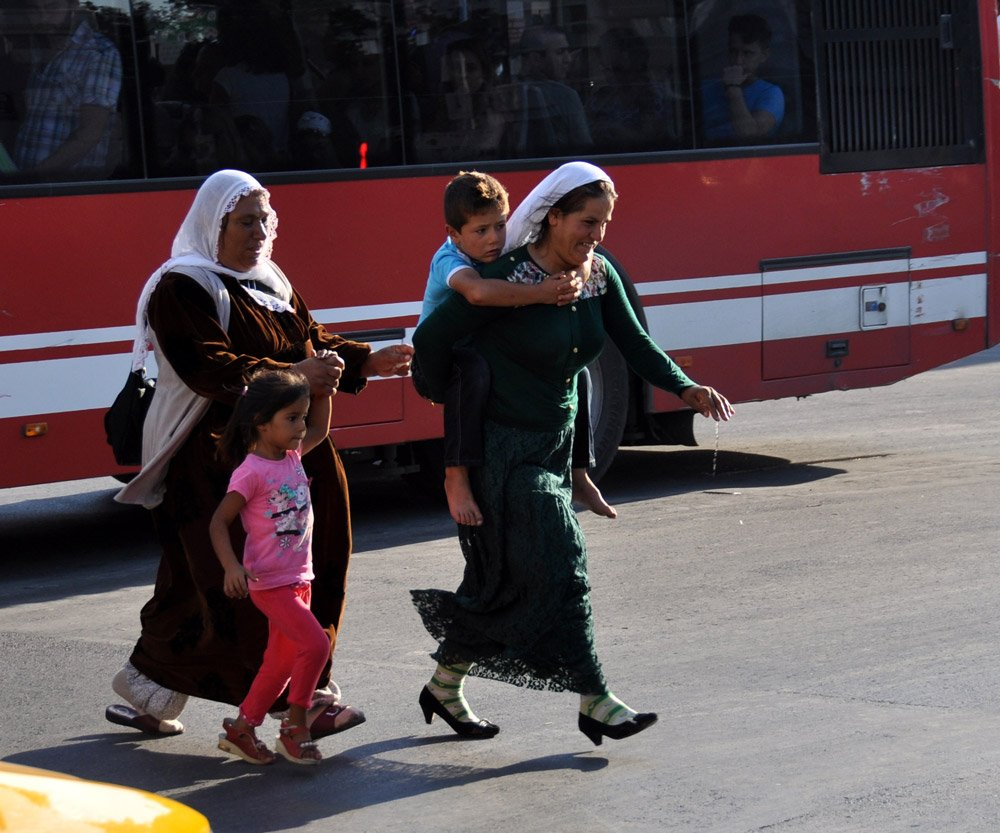 FOTO:Depophotos - Türkiye'de yaklaşık 3 buçuk milyon Suriyeli mülteci bulunuyor.