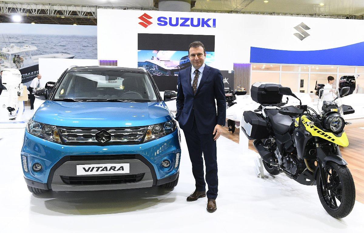 Suzuki Genel Müdürü Ümit Karaarslan
