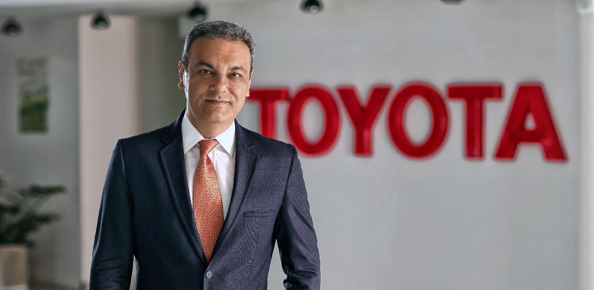 Toyota Türkiye Pazarlama ve Satış A.Ş. Genel Müdürü Ali Haydar Bozkurt
