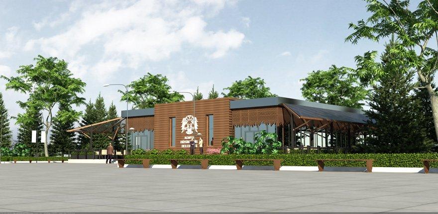 Sayıştay raporuna göre, İller Bankası'na en borçlu dördüncü belediye olan Konya Belediyesi 3 milyon 670 bin liraya kafeterya yaptırıyor...