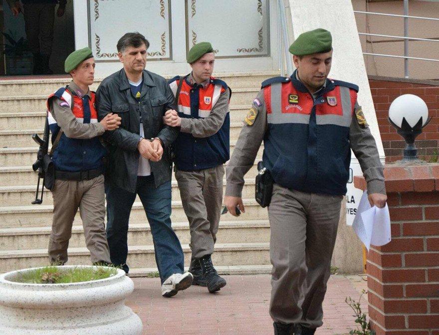 Zafer Kılınç 16 Nisan 2018 tarihinde yakalanmıştı.
