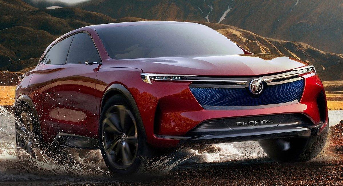 Buick Enspire Konsept