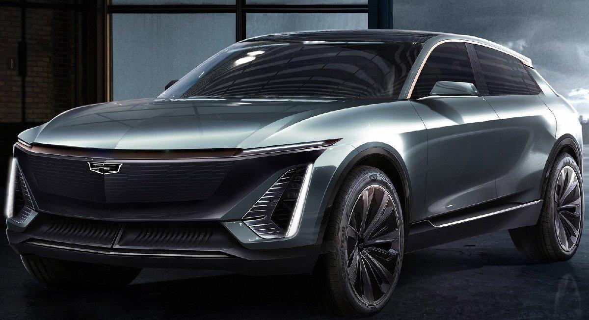 Cadillac EV Konsept