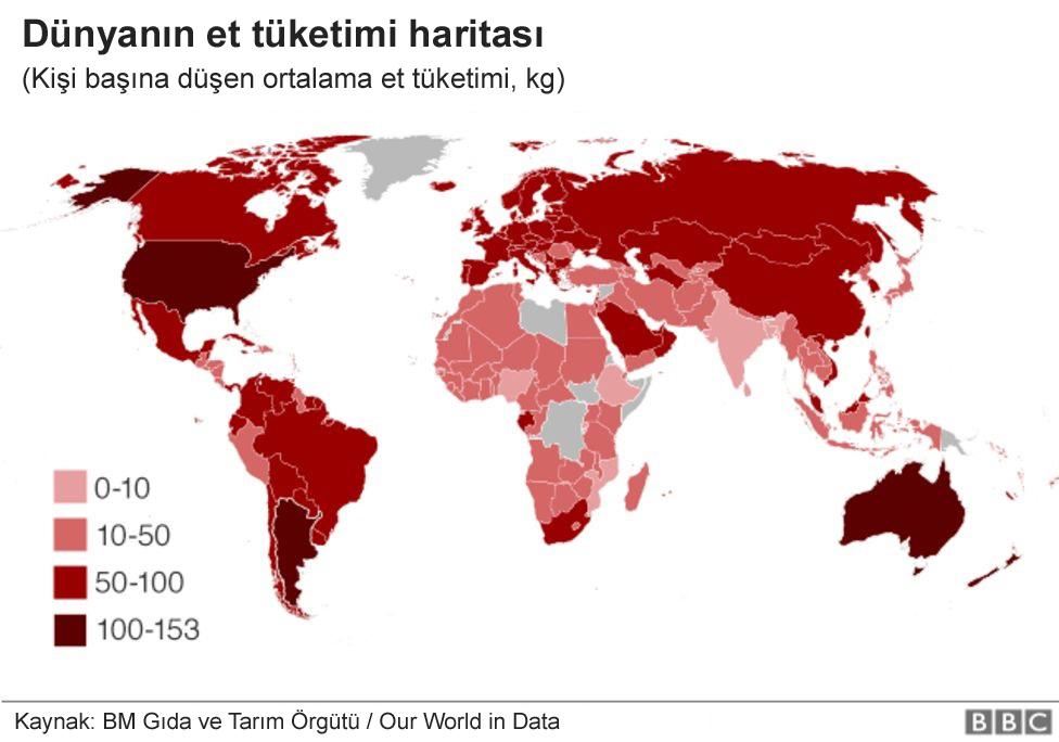 Harita: BBC