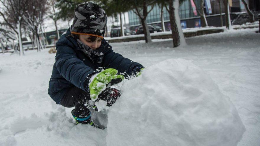 Hangi illerde okullar tatil edildi? İşte 25 Şubat Pazartesi kar tatili ilan edilen iller…